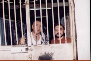 Kamal behind bars