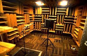 anechoic chamber